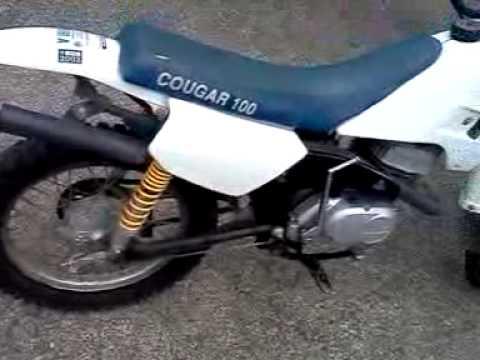 Suzuki Cougar Dirt Bike