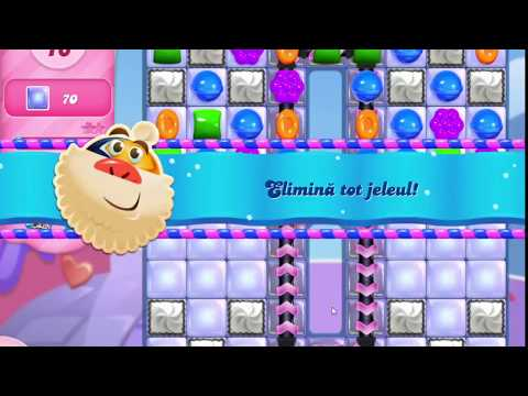 Candy Crush Saga Level 3102 NO BOOSTERS (16 moves)