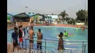Jalavihar Water Park, Necklace Road - Hyderabad