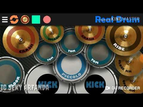 Moshimo Mata Itsuka (mungkin Nanti) Ariel -cover Real Drum-