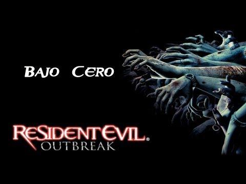 RESIDENT EVIL OUTBREAK - Bajo Cero [Gameplay en Español]