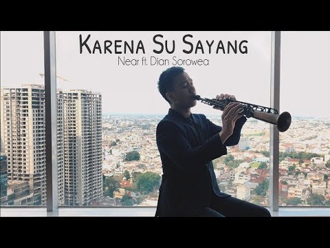 Karena Su Sayang - Saxophone Cover by Desmond Amos