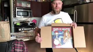 "Baixar Unboxing of ""Grateful Dub: a reggae-infused tribute to the Grateful Dead"" Vinyl"