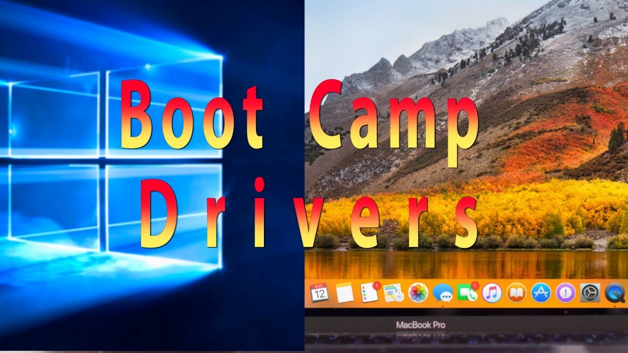 latest boot camp drivers