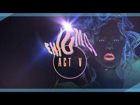 LADY GAGA - E N I G M A - ACT V / ARTPOP, Venus, G.U.Y., MJH, Paparazzi, Bad Romance / Fanmade