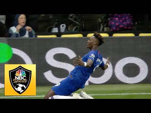 Tammy Abraham gives Chelsea early lead v. Watford | Premier League | NBC Sports