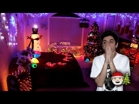 EXTREME CHRISTMAS ROOM MAKEOVER!! (INSANE) | FaZe Rug
