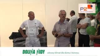 Prezentacja Głądzi Spachlowej Omega Doliny NIda/ P2System Video