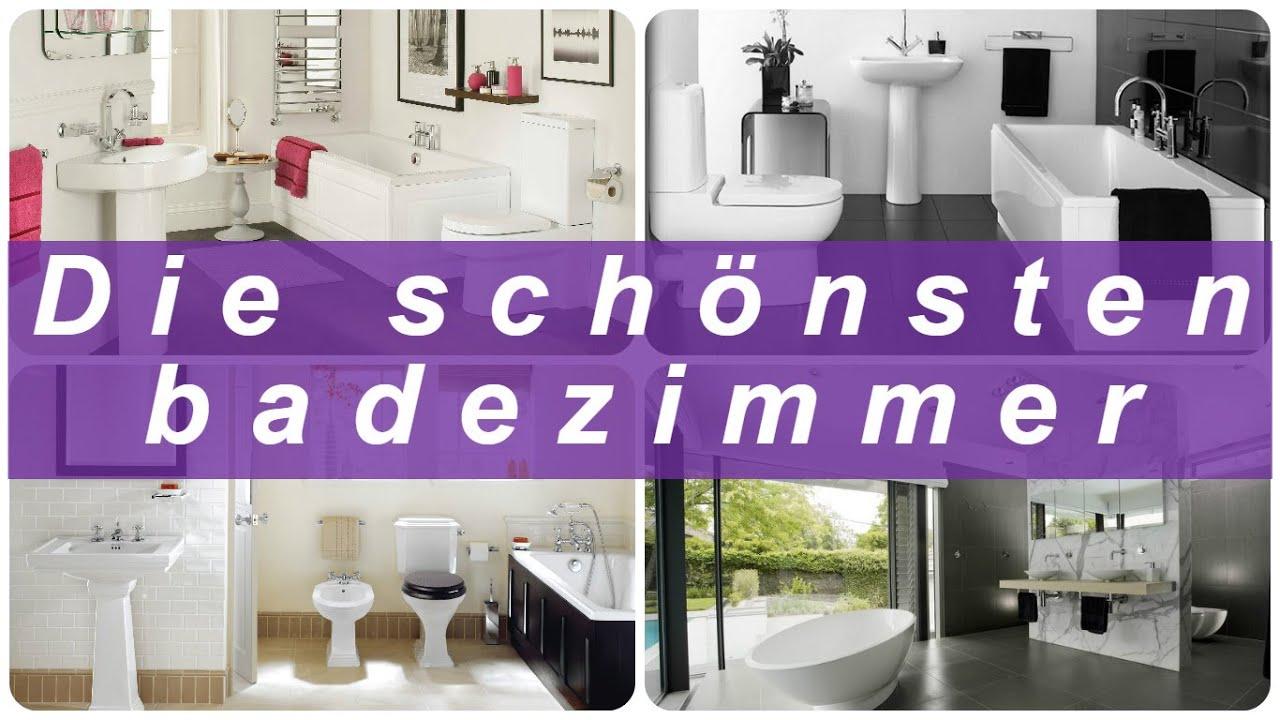 Die schönsten badezimmer - YouTube