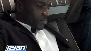 Akon Sleeps In Ryan