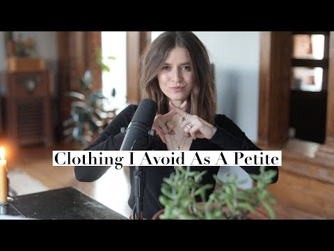 Clothing I Don't Wear As A Petite | Dearly Bethany
