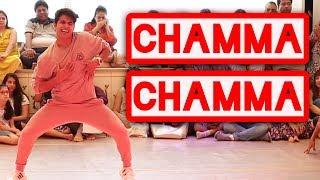 Video Chamma Chamma   Aadil Khan Choreography   Solo download MP3, 3GP, MP4, WEBM, AVI, FLV Juni 2018