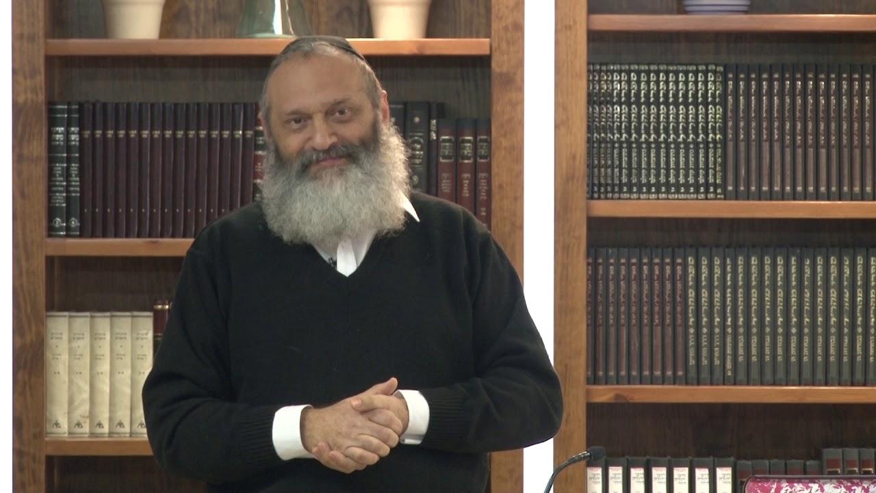 לילה כיום יאיר - חלק א | הרב ראובן פיירמן | תלמודה של ארץ ישראל