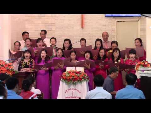 Ca khúc tạ ơn tôn vinh - Ban Tráng niên Tân Thới Hòa