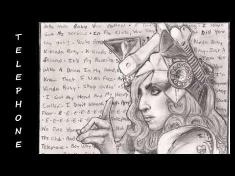 Lady Gaga - Telephone ft. Beyoncé (Cottonmouth dubstep remix)