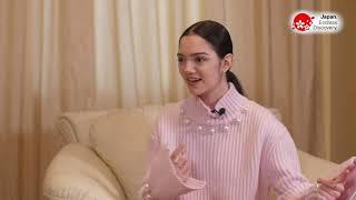 Прямой эфир с Евгенией Медведевой при поддержке JNTO
