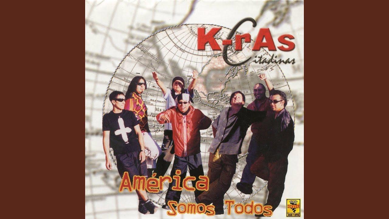 k-ras citadinas discografia