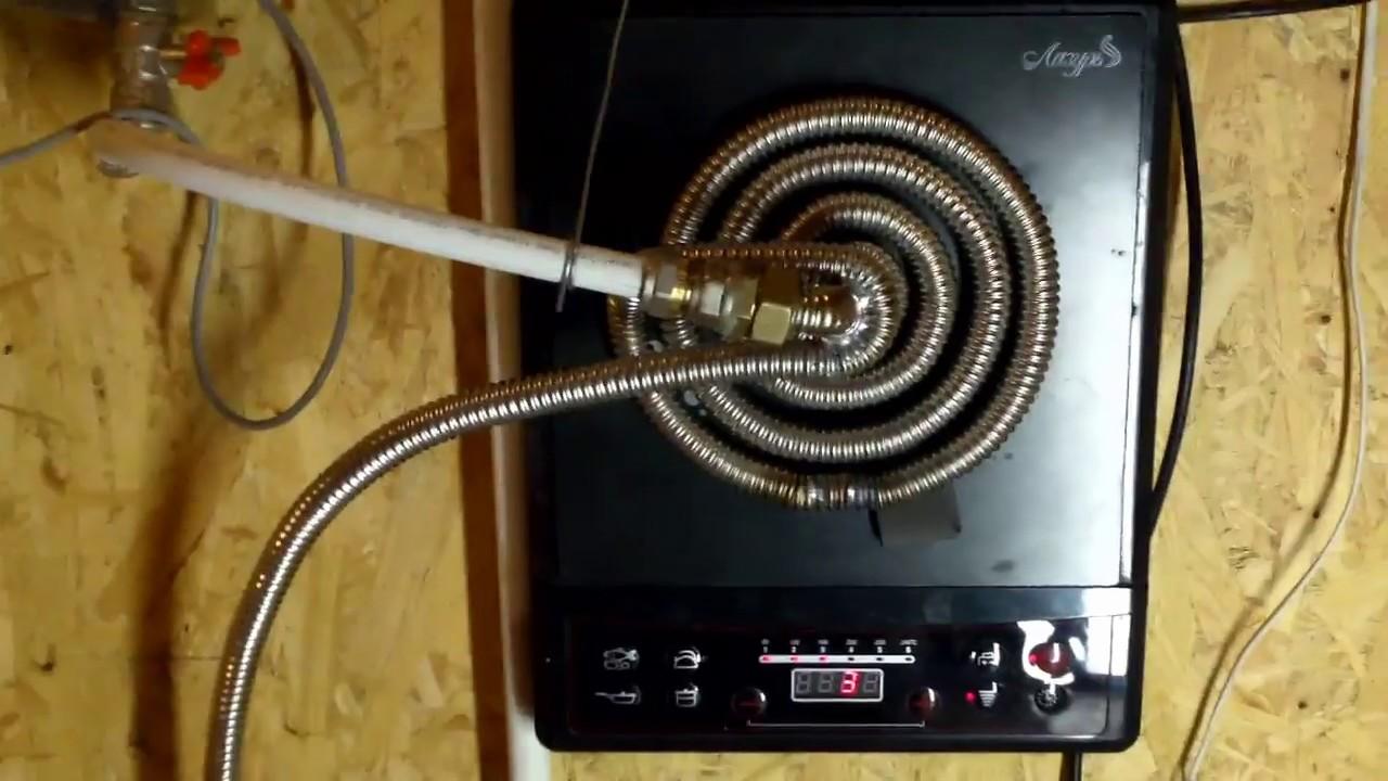 Индукционные нагреватели отопления своими руками фото 500