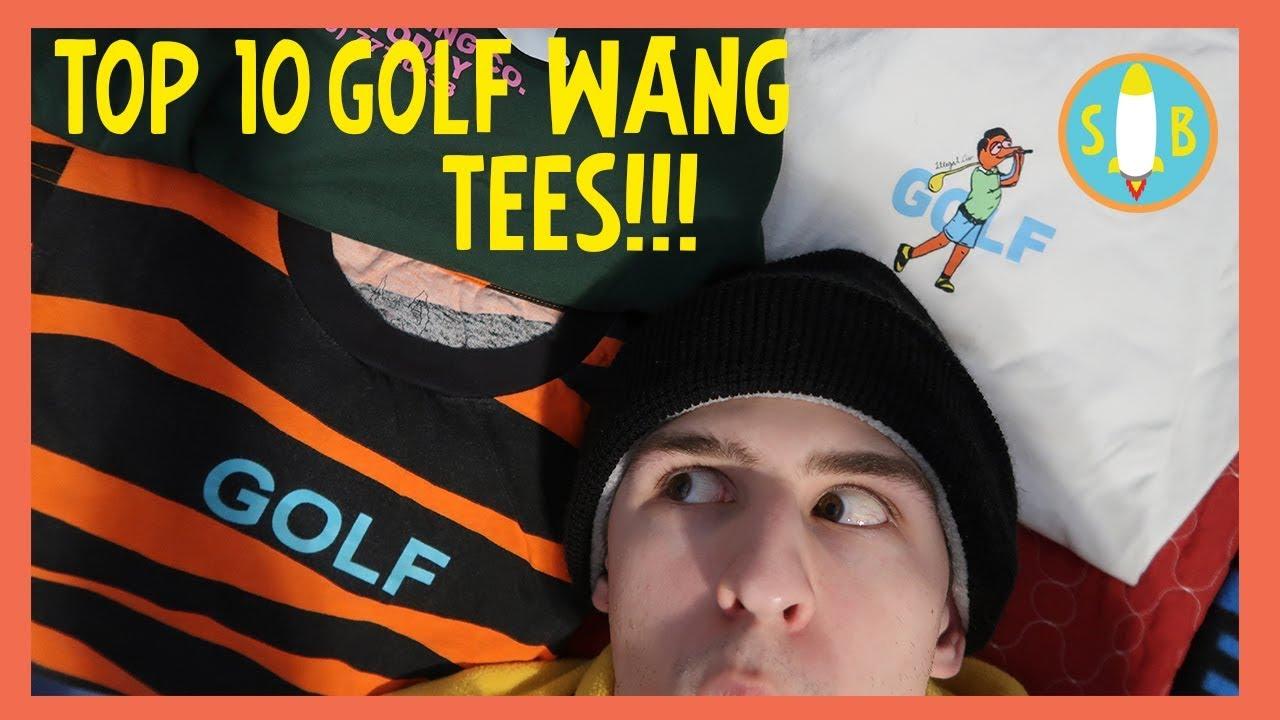 29ef231d9a43 TOP 10 GOLF WANG TEES EVER!!!🔥🤯 - Video Más Popular