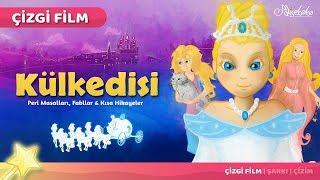 Külkedisi Sindirella çizgi Film Türkçe Masal 3 | Adisebaba çizgi Film Masallar