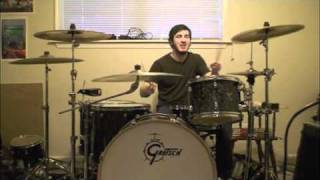 Wolfmother- New Moon Rising DRUM COVER