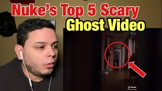 5 Scary Ghost videos Nuke's Top 5 Reaction