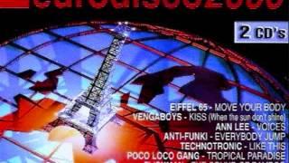12.- VIPER - Blue Sunshine (EURODISCO 2000) CD-2