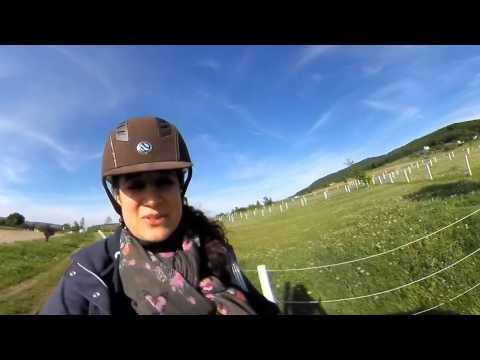 Mein erstes 360 Grad Video mit Rubineska (mit Insta Nano360)