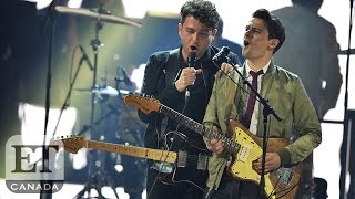 the arkells on drakes dad and the canadian music scene