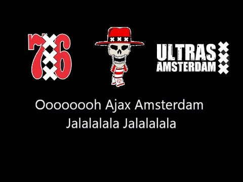 VAK410 / ULTRAS AMSTERDAM SONGS