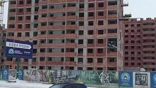 Строительство ЖК Квартал Крюковщина(, 2018-03-17T20:47:08.000Z)