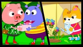 He Is Jolly Good Fellow | Nursery Rhymes & Baby Songs | Children Rhyme