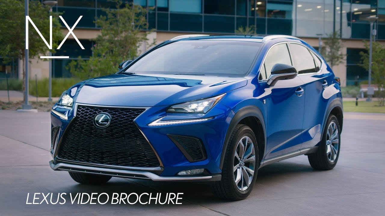 הוראות חדשות The 2019 Lexus NX Walk Around Video - YouTube HW-43