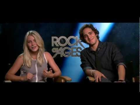 Rock of Ages - Juke Box Hero