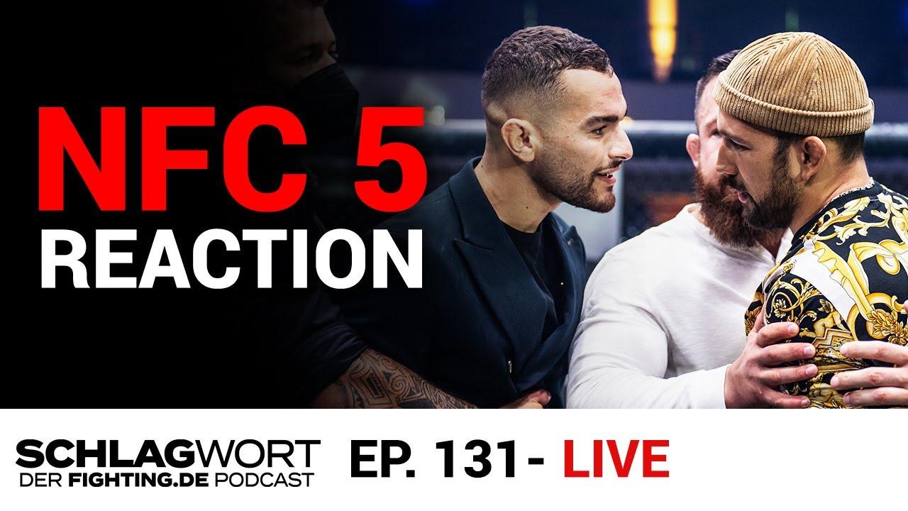Download Schlagwort Podcast: NFC 5 | Trabelsi vs Coga | NFC Series Viertelfinale | #131 - FIGHTING