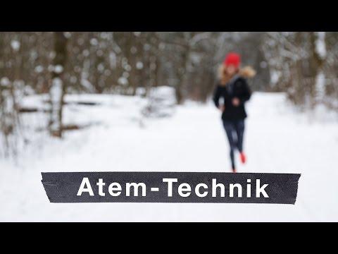 Gesundheit: Die Richtige Atemtechnik Beim Laufen