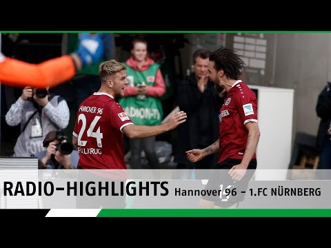 Radio-Highlights | Hannover 96 - 1. FC Nürnberg
