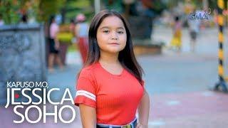 Kapuso Mo, Jessica Soho: Dalaga sa Davao, bakit tila hindi tumatanda?