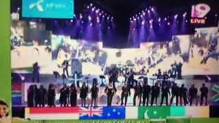 icc t20 world cup 2014 bcb celebration concert a r rahman