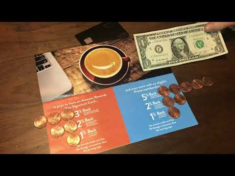 How The AMAZON Visa Credit Card Works