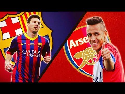 Lionel Messi & Alexis Sanchez ● Magic Skills Show ● 2015 | HD