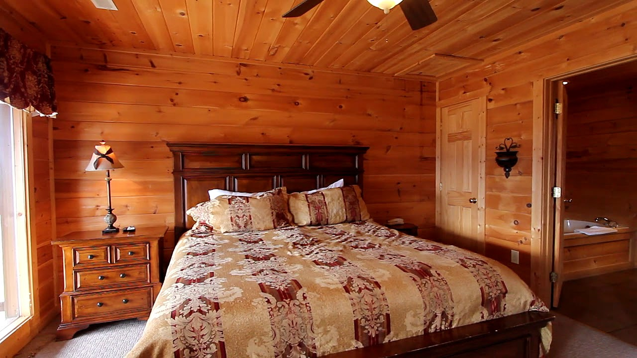 """Breathtaker"" 5 Bedroom Luxury View Cabin In Pigeon Forge"