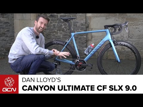 Dan Lloyd's Canyon Ultimate CF SLX 9.0