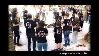 Claqué Valencia spot Día Internacional del Claqué en Valencia 2015