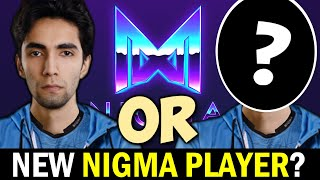 New NIGMA Player?