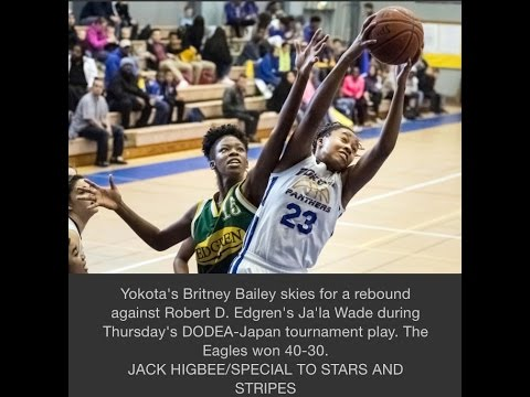 HIGHLIGHTS: Britney Bailey 2018SY201617 Basketball Highlights BritneyBailey2018