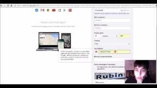 Nasıl Yapılır ? - ilk video - google hesabı kurma (youtube,gmail)