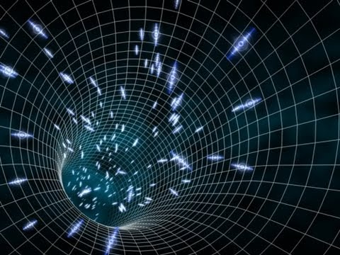 Marie D. Jones  - The Future, Time Travel & Wormholes