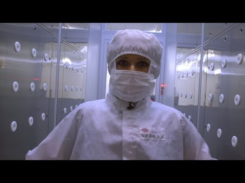 Inside The Worlds Largest Semiconductor Factory - BBC Click