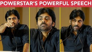 Its been 20 years Since I left Chennai… Plz Forgive… – Pawan Kalyan Tamil Speech